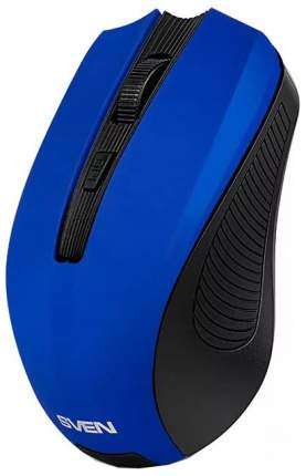 Беспроводная мышка Sven RX-345 Blue/Black (RX-345)
