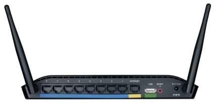 Wi-Fi роутер D-Link DIR-632 Black
