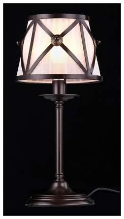 Настольный светильник Maytoni Country H102-22-R Белый, коричневый
