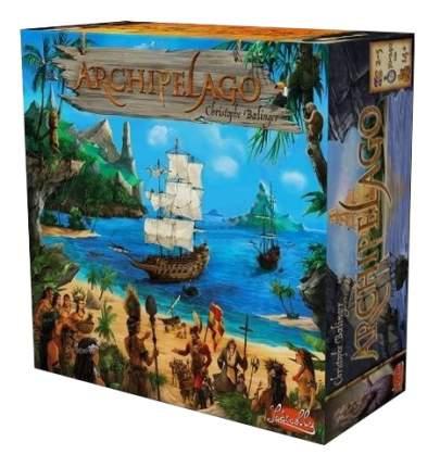 Семейная настольная игра Asmodee Archipelago