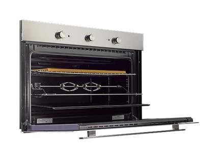 Встраиваемый газовый духовой шкаф Korting OGG 5409 CSX PRO Silver