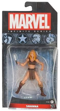 Фигурка Marvel Hasbro Shanna коллекционная B1864/A6749