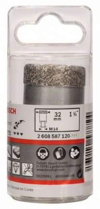 Алмазная коронка Bosch 32мм DRY SPEED 2608587120