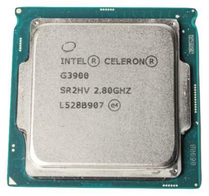 Процессор Intel Celeron G3900 Box