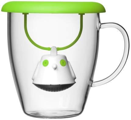 Заварник для чая QDO Birdie Swing 567393 Зеленый
