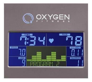 Велотренажер Oxygen Fitness Cardio Concept IV HRC+