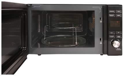 Микроволновая печь с грилем Supra MW-G2232TB black
