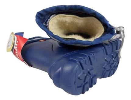 Резиновые сапоги детские Demar, цв.синий р.31