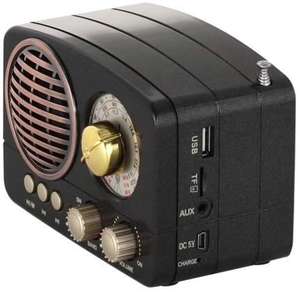 Радиоприемник Blast BPR-705 Bl Черный