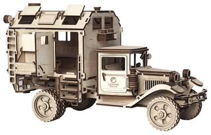 "Модели для сборки Lemmo Большой грузовик ГАЗ-АА ""Кунг"""
