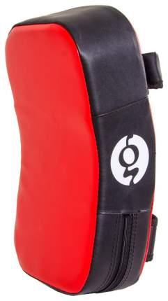 Пады для тайского бокса Galafit KS100 красно-синие