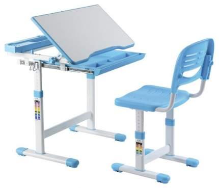 Растущая парта и стул-трансформер FunDesk Cantare Blue