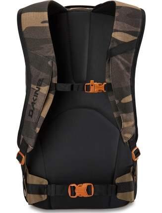 Рюкзак для лыж и сноуборда Dakine Heli Pack, field camo, 12 л