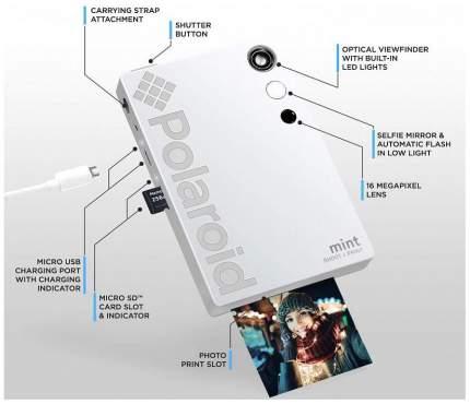 Фотоаппарат моментальной печати Polaroid Mint