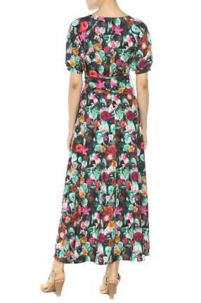 Платье женское МадаМ Т ПЛ3185/0419 коричневое 44 RU