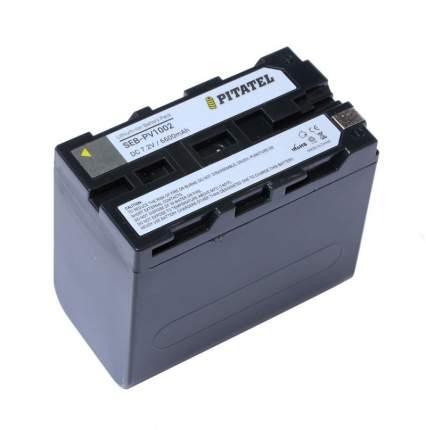 """Аккумулятор Pitatel """"SEB-PV1002"""", для Sony CCD-RV/SC/TR/TRV/CRX/CVX-V/D-V Series"""