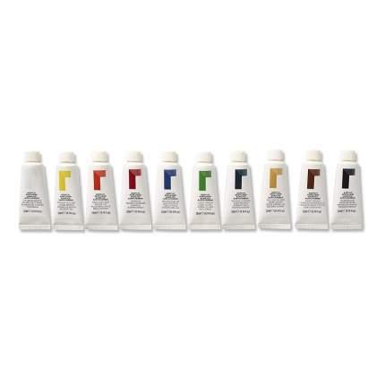 Акриловые краски Reeves Acrylic 10 цветов