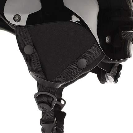 Горнолыжный шлем Quiksilver Motion 2019, deep black, XL