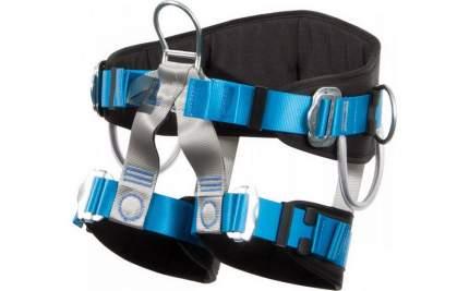 Привязь страховочная Vento Высота 016 1 синяя/черная/серая