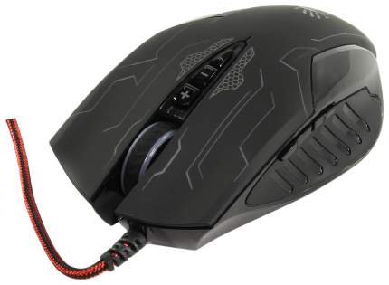 Проводная мышка A4Tech Bloody Q51 Black USB Black