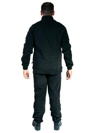 Флисовый костюм KATRAN Брукс черный (Размер: 60-62 Рост: 182-188)