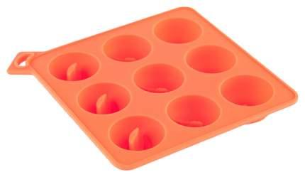 Формочка для льда ToyFa оранжевого цвета