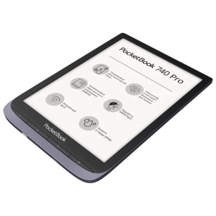 Электронная книга PocketBook 740 PRO Metallic Grey