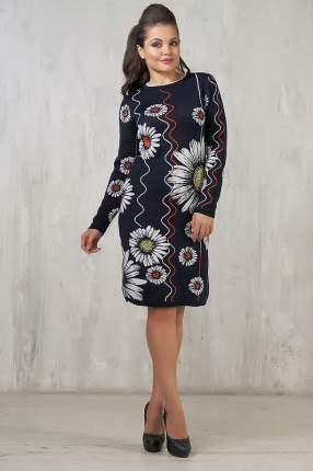 Платье женское VAY 2210 синее 42 RU
