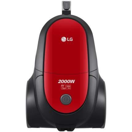 Пылесос LG  VC53001ENTC Red