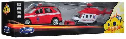Набор Техники Autotime Boom Racer Germany Allroad 33997
