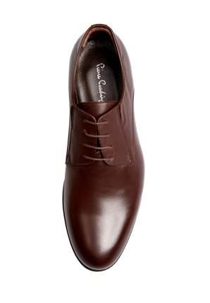 Туфли мужские Pierre Cardin 710018071 коричневые 44 RU