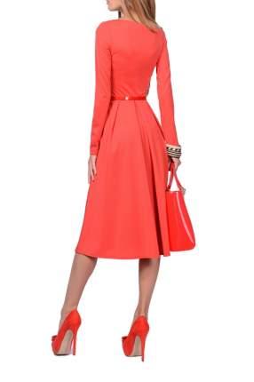 Платье женское FRANCESCA LUCINI F0732-3 красное 48 RU