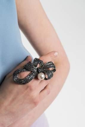 Кольцо женское Nina Ford TRS0062 серебристое