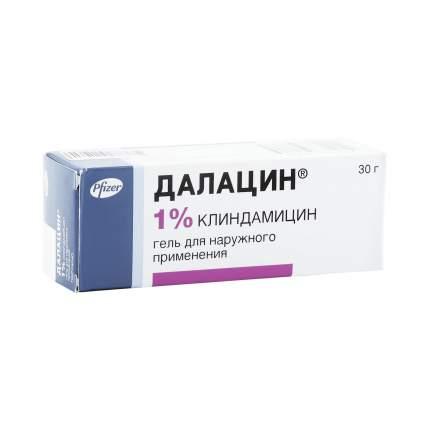 Далацин гель 1 % 30 г