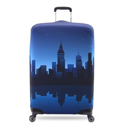 Чехол для чемодана KonAle Город M