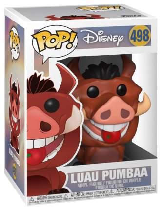 Фигурка Funko POP! The Lion King: Luau Pumbaa