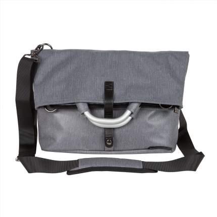 Дорожная сумка Polar П0020 серая 32 x 38 x 10
