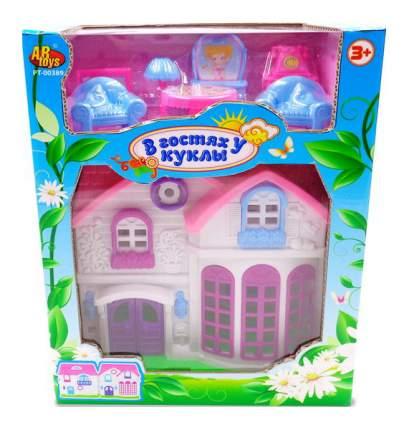 Кукольный домик ABtoys PT-00389 В гостях у куклы в ассортименте