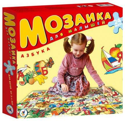 Пазл Дрофа-Медиа Азбука для малышей