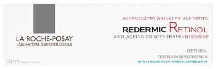 Крем для лица La Roche-Posay Redermic R Anti-Wrinkle Retinol Treatment 30 мл