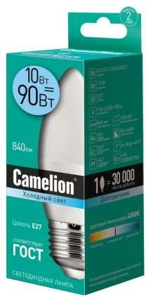 Лампочка Camelion LED10-C35/845/E27