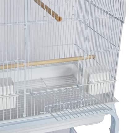 Клетка для птиц Sky Liberta KANSAS 58 х 46 х 36 см, белая