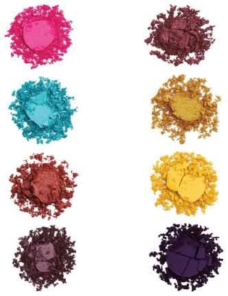 Тени для век Makeup Revolution Creative Vol 1 Makeup Pigment Palette 24x0,5 г