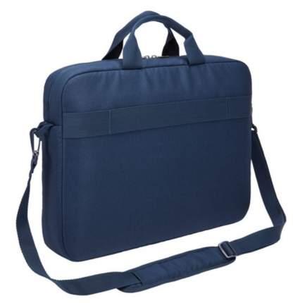 "Сумка для ноутбука Case Logic Advantage 15.6"" Attache Dark blue"