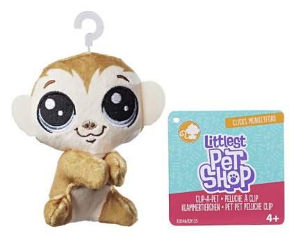 Мягкая игрушка персонаж Hasbro Littlest Pet Shop Пет-прилипала E0135EU4 в ассортименте