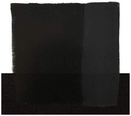Масляная краска Maimeri Puro 537 угольный черный 40 мл