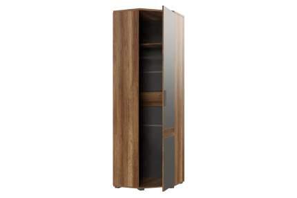 Платяной шкаф Hoff Jagger 80325378 67,8х215,8х67,8, фон серый/дуб каньон