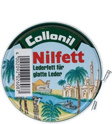 Масло (жир) для гладкой кожи Collonil Nilfett neutral бесцветный