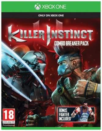 Игра для Xbox One Microsoft Killer Instinct