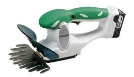 Аккумуляторные садовые ножницы Hitachi CG10DL-LL